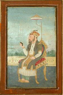 रफी उद-दरजत, रफी-यूश-शान के सबसे छोटे बेटे थे और 10 वें मुगल सम्राट थे। 28 फरवरी 1719 को, उन्होंने फुरख्सियार को उत्तराधिकारी बनाया।