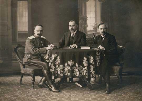 सैलूनिका का युद्धविराम पर 29 सितंबर 1918 को हस्ताक्षर किए गए थे। यह बुल्गारिया और एलीड पॉवर्स के बीच थेसालोनिकी में हस्ताक्षर किए गए थे।