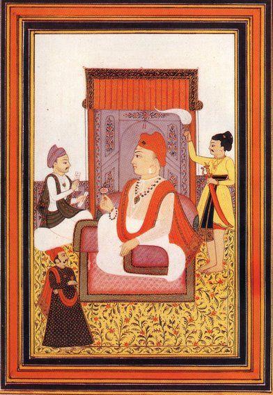 श्रीमंत पेशवा नारायण राव भट नवंबर 1772 से अगस्त 1773 में उनकी हत्या तक मराठा साम्राज्य के 10वें पेशवा थे। उनका जन्म 10 अगस्त 1755 को हुआ था।