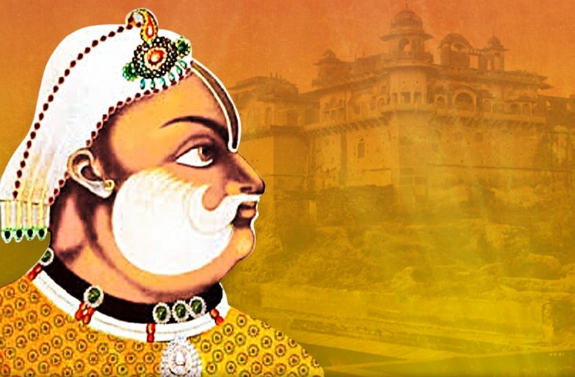"""महाराजा सूरज मल राजस्थान, भारत में भरतपुर के एक जाट शासक थे। एक आधुनिक इतिहासकार ने उन्हें """"जाट जनजाति के प्लेटो"""" के रूप में वर्णित किया था"""