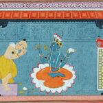 नरोत्तम दास ठाकुर, उन्हें ठाकुर महाशय भी कहा जाता है, गौड़ीय वैष्णव संत थे। वह पूरे ओडिशा में वैष्णव भक्ति फैलाने के लिए जाने जाते थे।