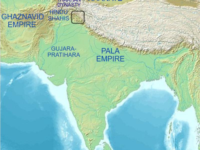 लोहार राजवंश, भारतीय उपमहाद्वीप के उत्तरी भाग में, 1003 और लगभग 1320 सीई के बीच कश्मीर के हिंदू शासक थे।